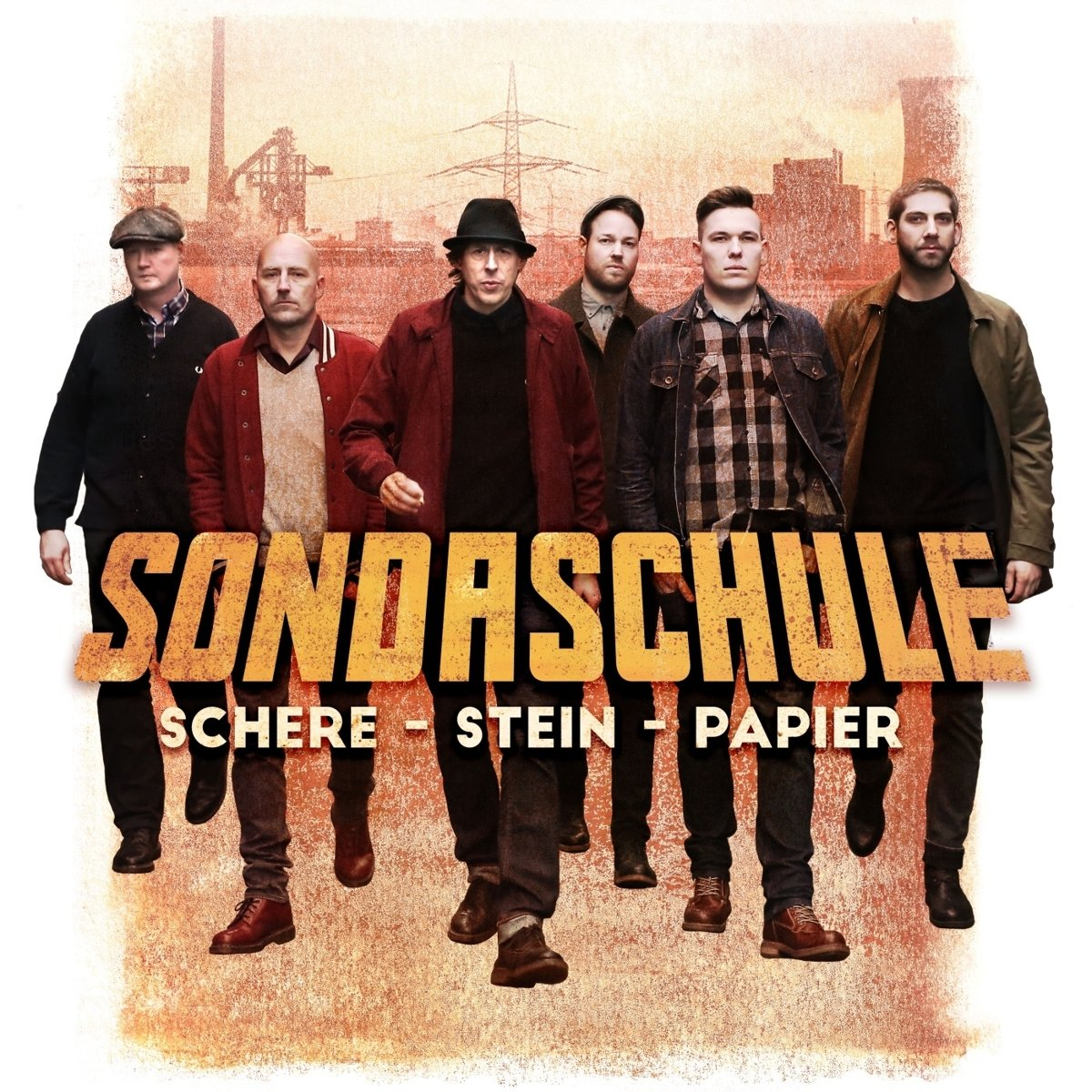 Schere - Stein - Papier