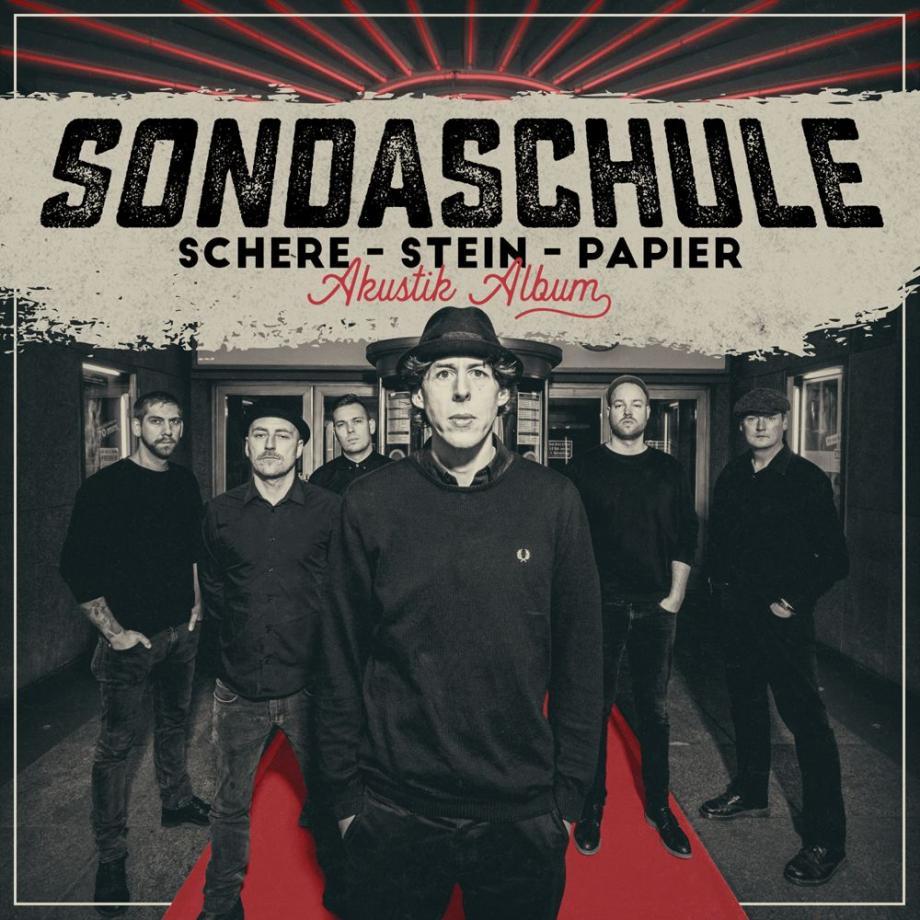 Schere - Stein - Papier Akustik Album