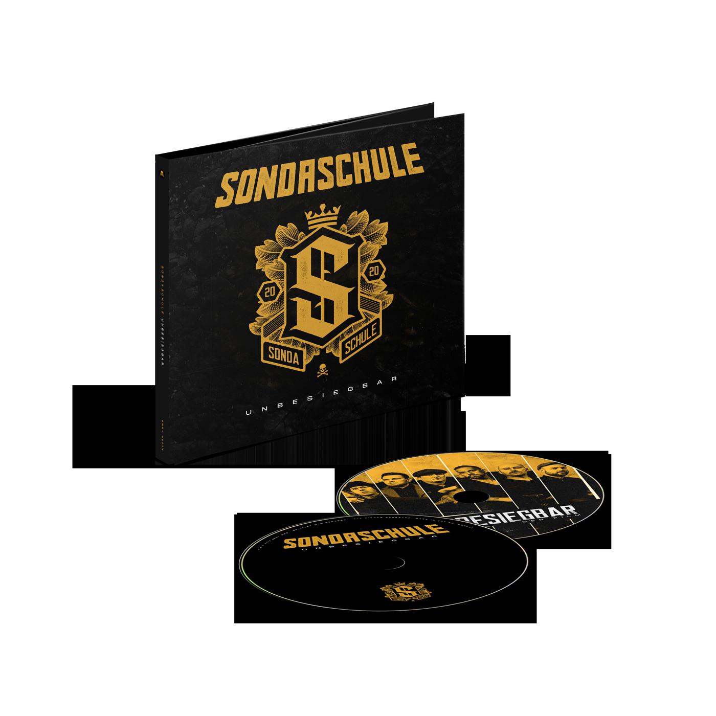 Unbesiegbar CD + DVD