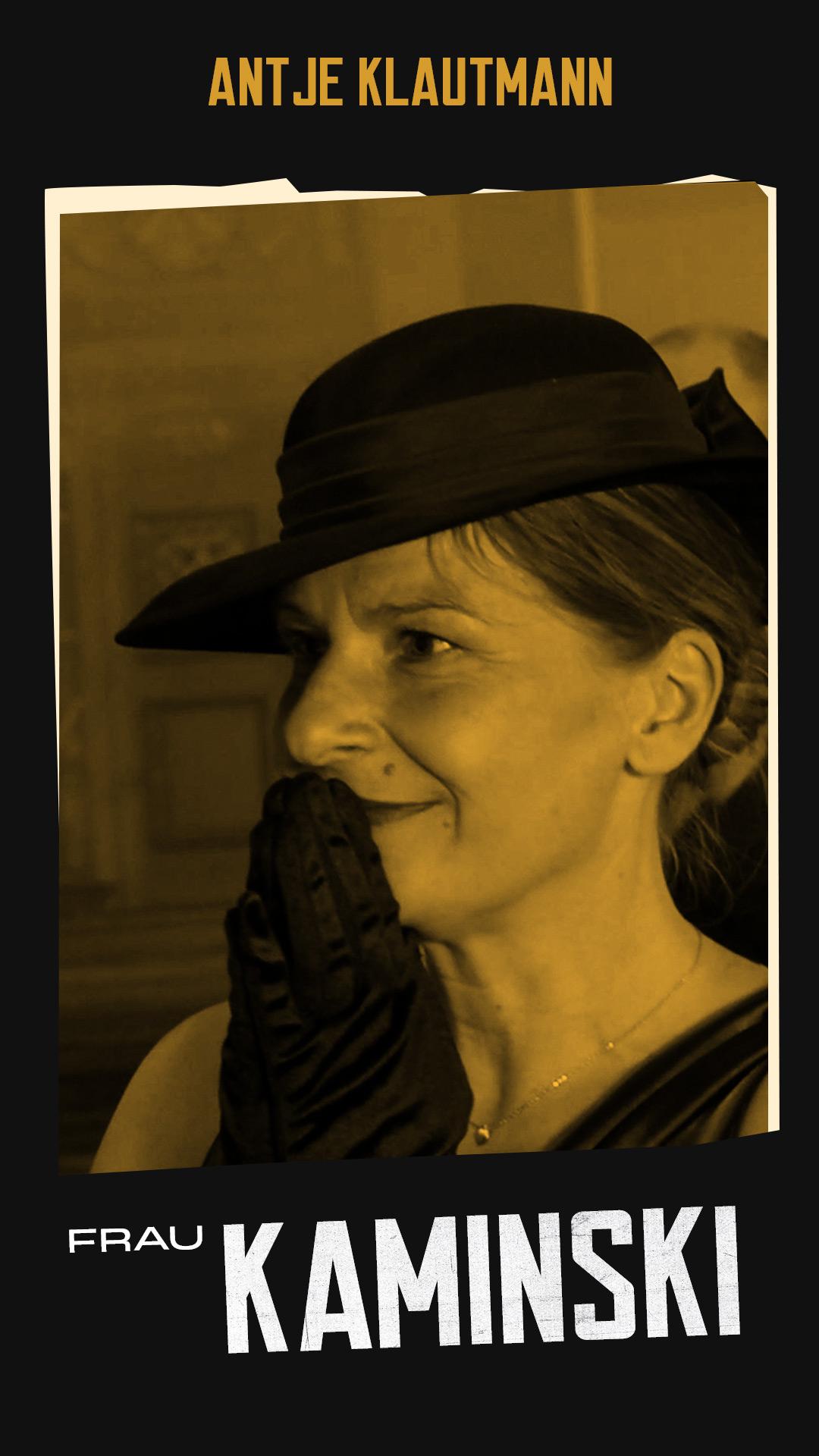 Frau Kaminski